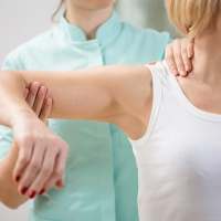 What is shoulder bursitis